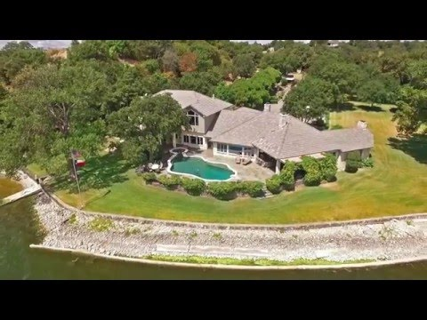 9900 Boat Club Road, Ft Worth, Texas Luxury Lakefront Home For Sale