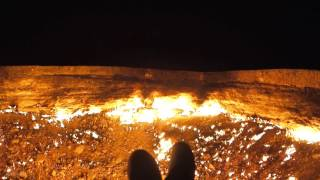 Door To Hell - Darvaza Gas Crater, Turkmenistan