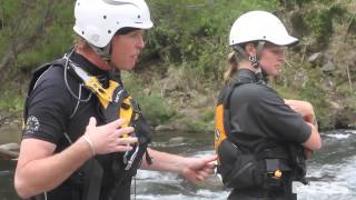 Rescue for River Runners: Episode 6 -- The Rescue Harness