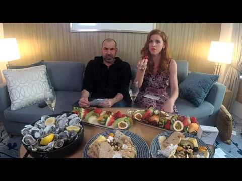 Sarah Rafferty & Rick Hoffman live February 2017
