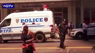 Νέα Υόρκη: Μια νεκρή και 22 τραυματίες στην Times Square