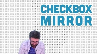 11.5: Checkbox Mirror - p5.js Tutorial