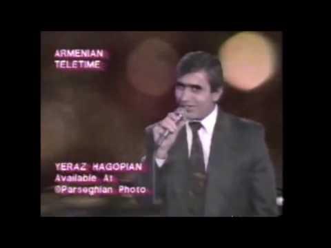 Yeraz Hakobyan - Yaris Hampouyre (1992 Video)