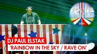 DJ Paul Elstak -