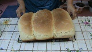 Как я пеку хлеб