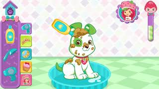 Strawberry Shortcake Puppy Fun-Improves creative skills( Budge studios)