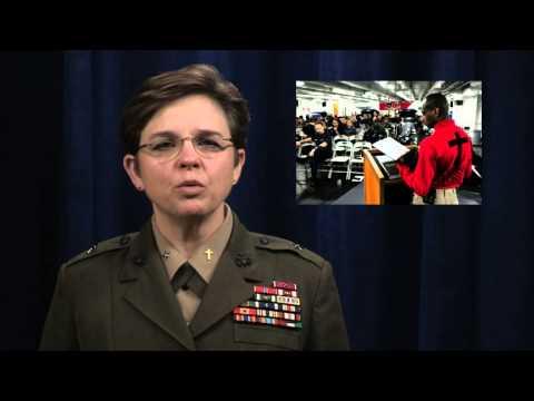 2012 Navy Chaplain Corps Anniversary Message