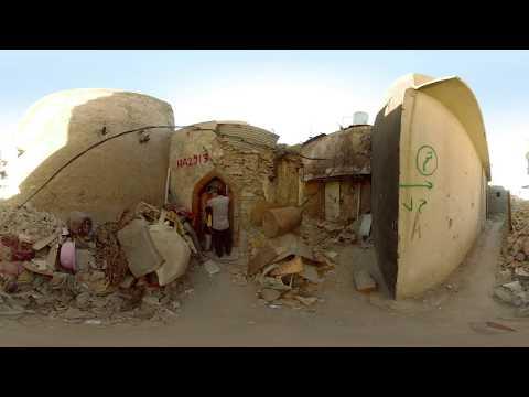 Watch : Mossoul à 360° : sous les ru...
