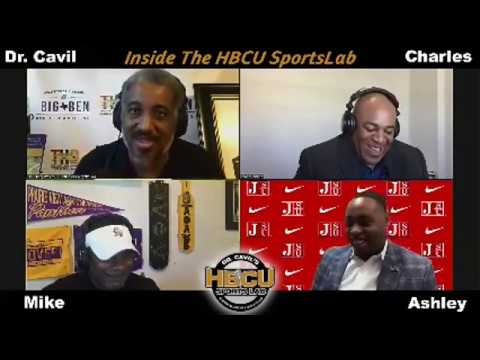 06022020 Inside The HBCU Sports Lab  W/ Guests Ashley Robinson, Willie Simmons, And Rob Calloway