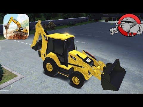 ЭКСКАВАТОР - Construction Simulator 3 #2