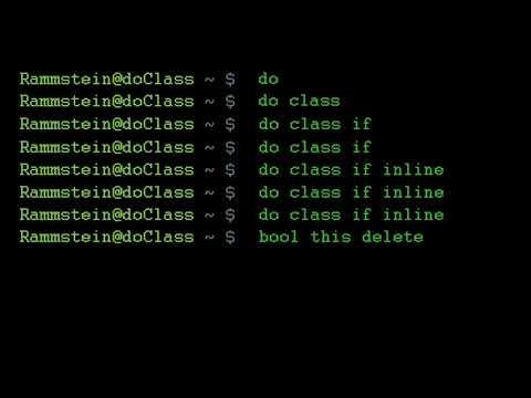 Rammstein   Du Hast   Misheard Lyrics   Programmers Version