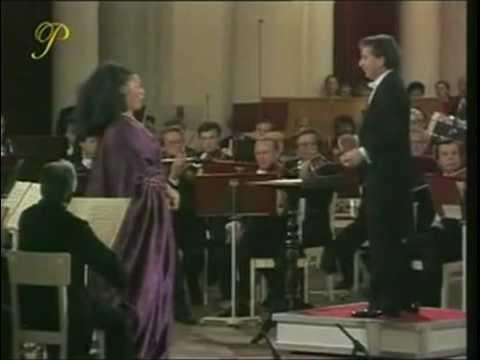 Jessye Norman - Oui Dieu, Le Veut! ~ Adieu, Forêts (P. I. Tchaikovsky)