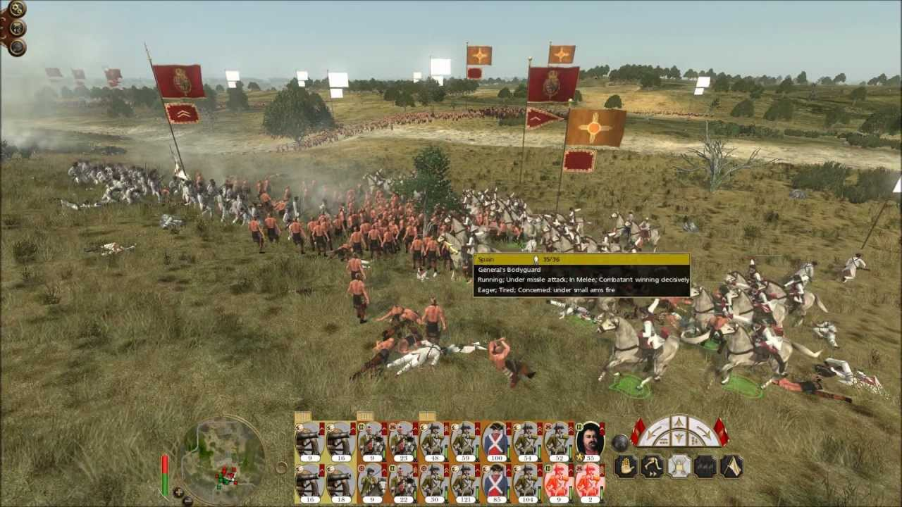 how to play empire total war