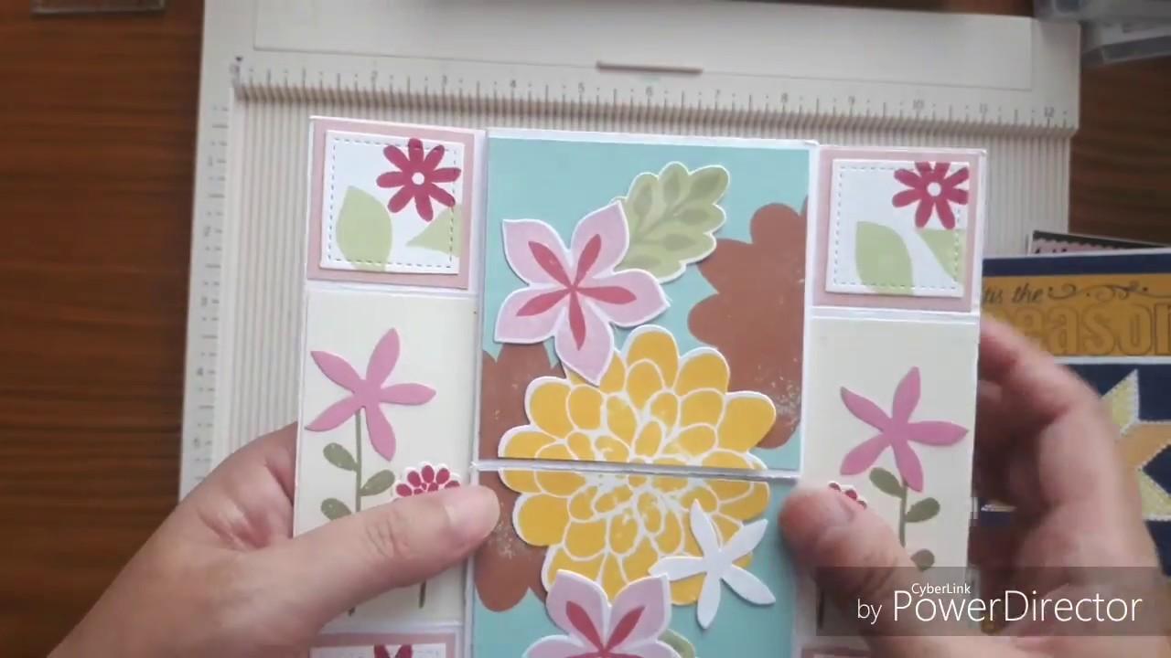 カード 作り方 エンドレス