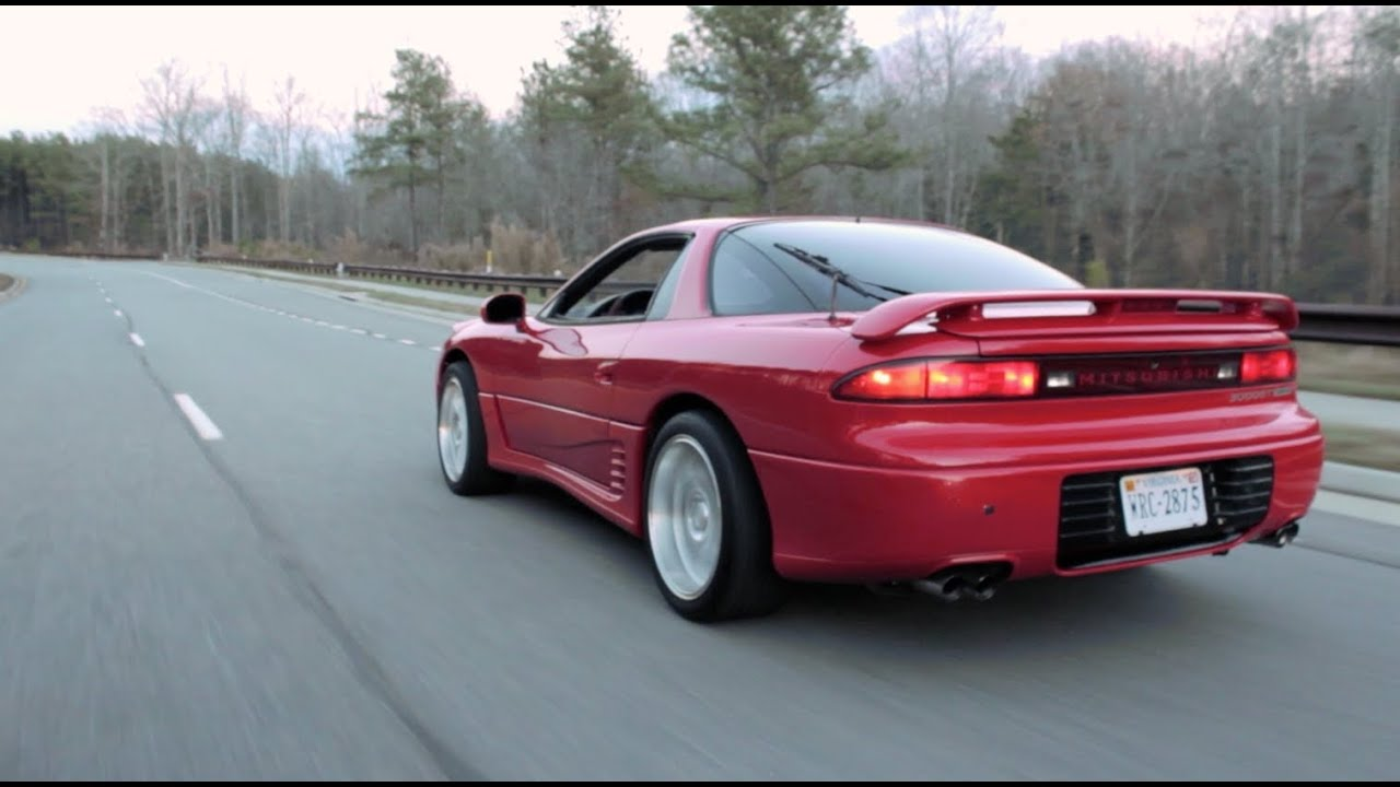3000gt Vr4 Review Youtube