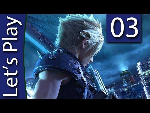 Let's Play Final Fantasy VII - 100% FF7 Walkthrough - Sector 5 Reactor & Slums - Part 3 [HD]