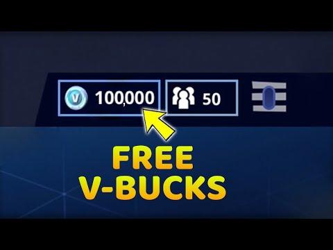 FREE VBUCK GENERATOR!! - YouTube