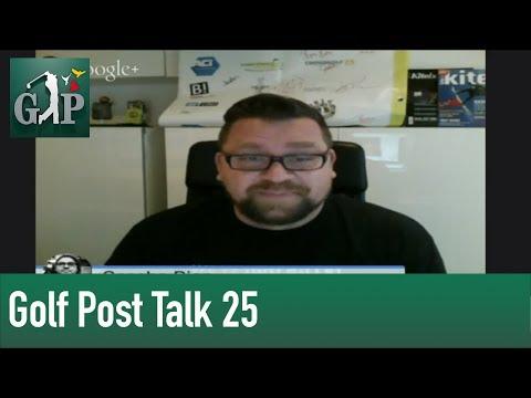 Golf Post Talk - Martin Kaymer gewinnt TPC - Crossgolf