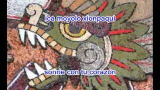Repeat youtube video canto  nahuatl
