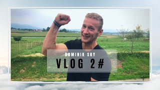 Dominik Sky - VLOG #2 - Summer Training Camp