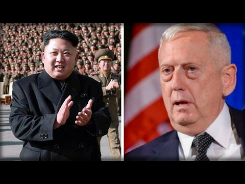 MAD DOG' JUST MADE BRUTAL EXAMPLE OUT OF N.KOREA, SHOWS WORLD HOW SERIOUS HE REALLY IS