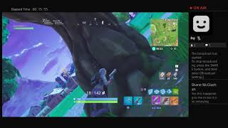Fortnite sideways camera glitch