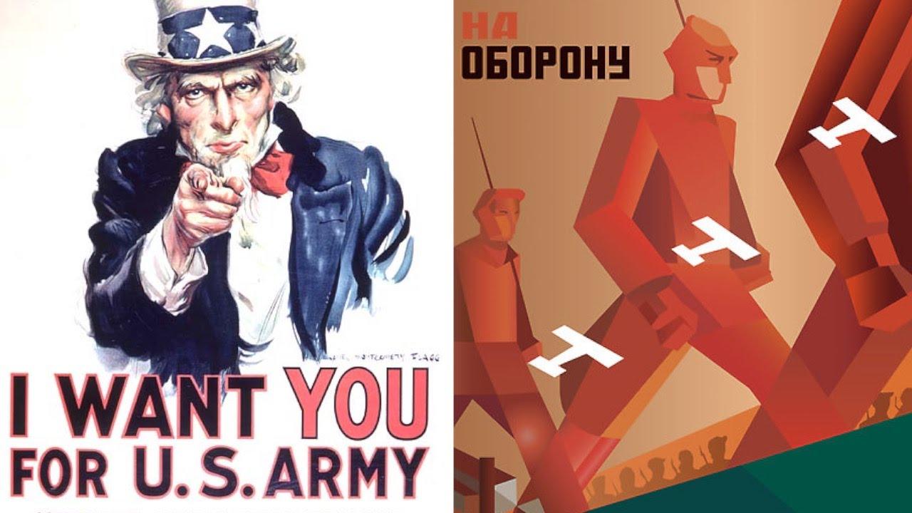 Top 10 Propaganda Posters