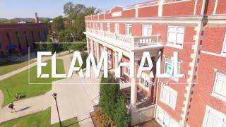 Lipscomb University - Elam Hall Dorm Tour