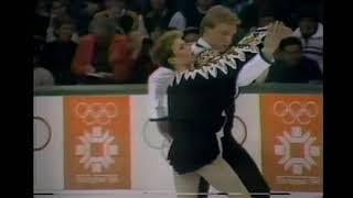 Jayne Torvill & Christopher Dean - 1984 Winter Olympics - OSP Paso Doble