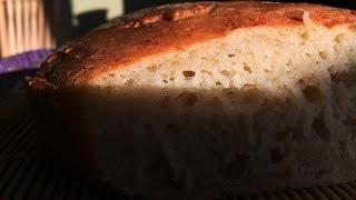 Baking bread recipe - How to bake heavy bread in a pot!