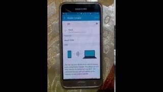 How to Setup WiFi Password on Samsung J3 / J5 / J7