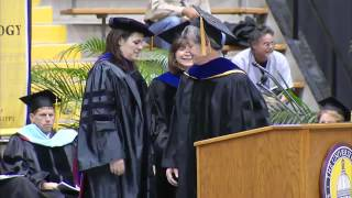 Fall 2014 Commencement - Morning Ceremony