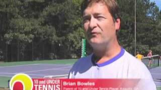 10 & Under Tennis: Play At Home