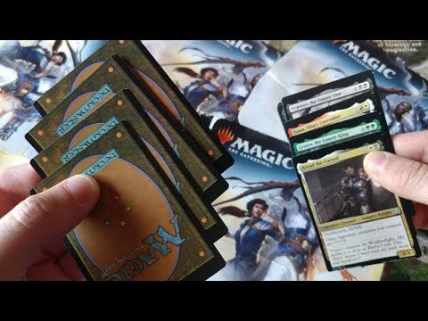 Dominaria Box Openings = Poor Printing Quality / Miscuts / Misprints Return
