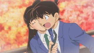Detective Conan - Shinichi's First Kiss From Ran ♥️ Part 2