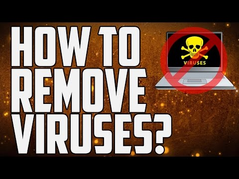 How To Permanently Remove Viruses From Your Computer