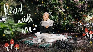 EARLY MORNING READ WITH ME || 1 hour of reading w/ magical music