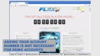 Forex Flex EA Installation Setup Guide