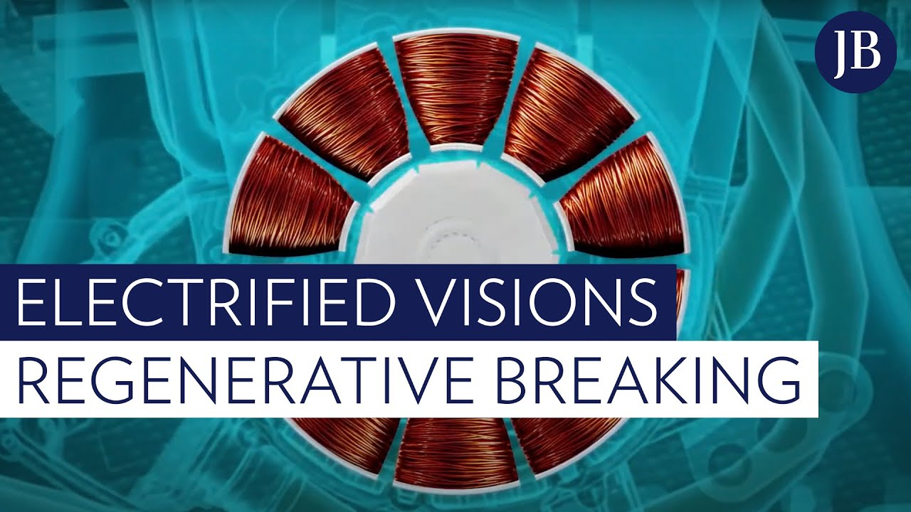 Electrified Visions - Episode 3: Regenerative Braking