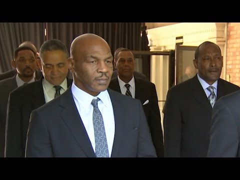 Mike Tyson and Will Smith Join As...