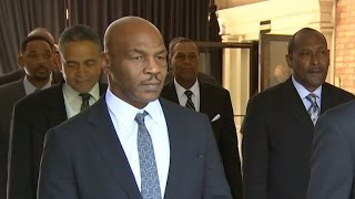 Mike Tyson and Will Smith Join As Pallbearers for Muhammad Ali