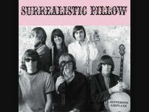 Клип Jefferson Airplane - Plastic Fantastic Lover