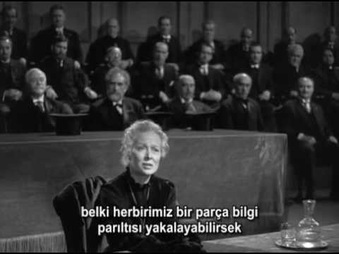 Marie Curie - Talk