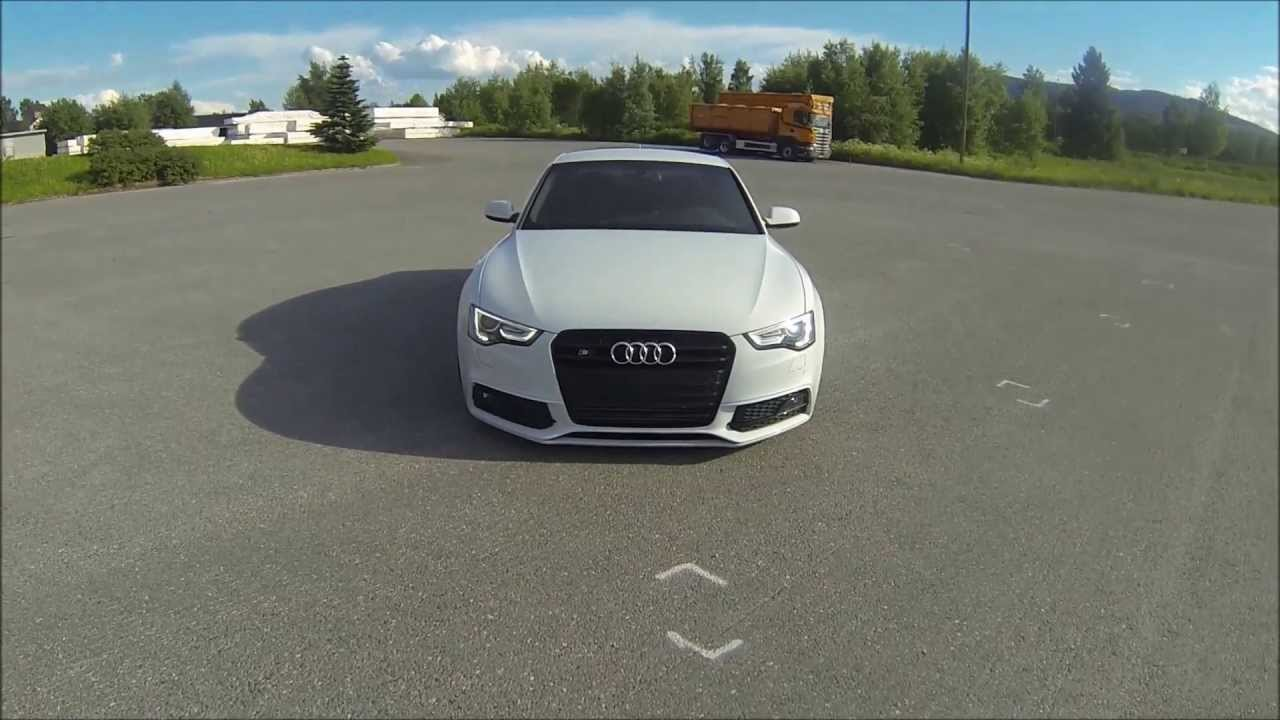 Audi A5 Fl Slammed On Rotiform S Airlift Accuair Youtube