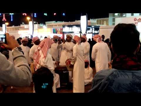 Local Dance - United Arab Emirates