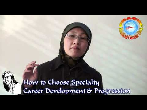 MCD '11 - How to Choose Specialty, Career Development & Progression