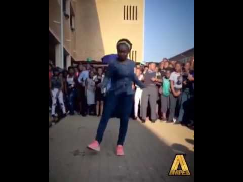 Dancer: Unknown | South African School | Afro House