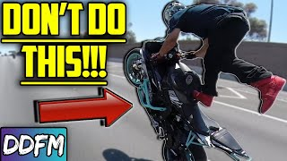 30+ Motorcycle Close Calls You Might Encounter / MUST WATCH If You Are A New Rider!