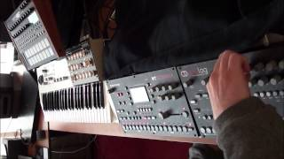 Analog Hardware Test Pt2: Square waves (Vermona/DSI/Elektron)