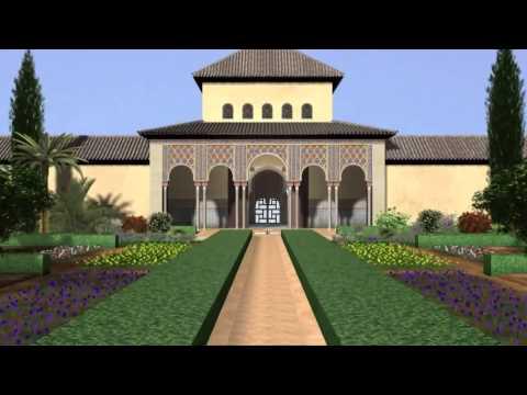 Cuarto real de santo domingo laac 1280x724 youtube for Cuarto real de santo domingo